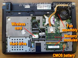how to take apart dell studio 1537 inside my laptop step 3