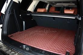<b>Коврики</b> из экокожи в багажник автомобиля 3D и 2D