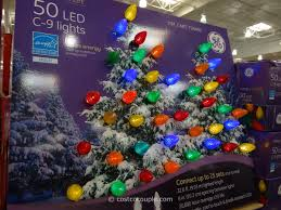 ge energy smart c9 multicolor led lights costco 5