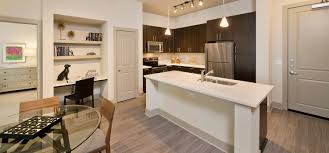 Open-concept gourmet kitchens at Windsor at West University, Houston, TX  77005