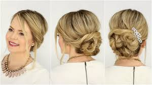Elegant Prom Hair Style soft twisted updo prom hairstyle missy sue youtube 3120 by wearticles.com