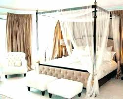 Four Poster Bed Drapes Uk Bedroom With Valance Pinterest Beds Canopy ...