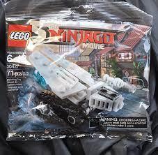 Amazon.com: LEGO The Ninjago Movie Ice Tank Set (30427) Bagged: Toys & Games