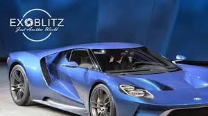 new car release for 2016New Car 2016 Ford GT Supercar Details Overview Price And Release