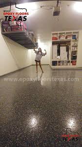 residential epoxy flooring. Epoxy Garage Floor Texas Flake Flooring - Residential
