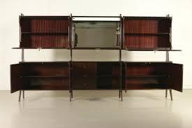 Wood Veneer For Cabinets Italian Ebonised Wood Veneer Cabinet 1960s For Sale At Pamono