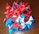 Оригами ракета из бумаги своими руками
