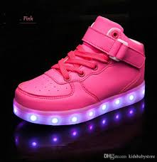 basket led kid cal shoes with light up boys s sneakers glowing shoes toddler shoes usb charging children s shoes white sports shoes for kids from