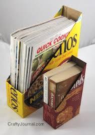 Magazine Holder From Cereal Box Cerealboxmagazineholder100w100x100jpg 16