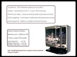 Vending Machine Leasing Awesome Vending Machine Leases