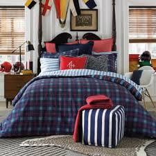 Tommy Hilfiger Boston Plaid Twin/ Twin XL Comforter Set