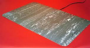 heated mats winter warmth heated desk voltage heated under desk floor mat provides warmth and anti