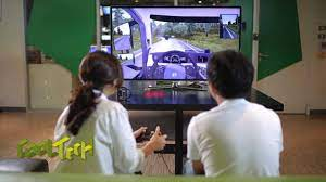 PLAY 'Euro Truck Simulator ขับรถบรรทุกก็เป็นเกมได้' - YouTube
