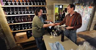 Towns To Loosening Up Alcohol Sales Last Of U Dry s