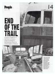Chris Mccandless Diary Chris Mccandless Photographs Quotes And More On The Story