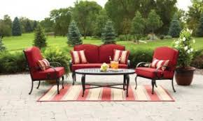 better home and gardens furniture. Better Homes And Gardens Fairglen 4-piece Patio Conversation Set Replacement Cushions Home Furniture