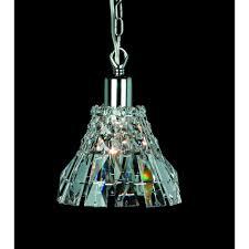 strasbourg crystal chrome ceiling pendant light ce00031 01 ch