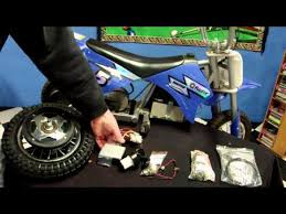 how to fix your mx350 and mx400 electric dirt bike