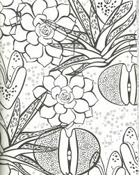 Coloring Pages Printable Flower Coloring Book Pages Page For Kids