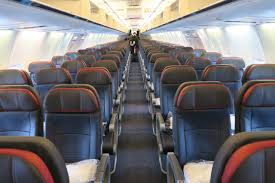 Boeing 757 Seating Chart Us Airways A Review Of American Airlines 757 200 Main Cabin Extra