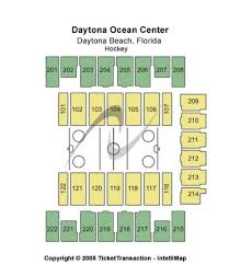 Ocean Center Seating Chart Daytona Beach Ocean Center Tickets And Daytona Beach Ocean