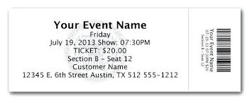 Lunch Ticket Template Custom Entry Ticket Template Blank Meal Ticket Template Entry Ticket