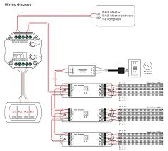 dali control wiring diagram dali wiring diagrams sr 2400lcgcsc wiring