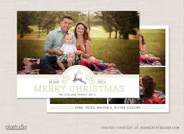 12 Christmas Card Photoshop Templates To Get You Up And Going Quickly