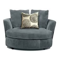 famous circle swivel lounge chair carmenschabracqcom round swivel chairs for living room