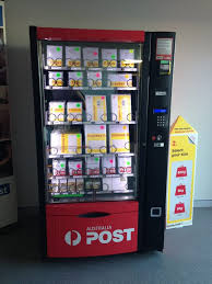 Australia Vending Machine Best Awesome Vending Machine That Dispense Prepaid Bagsenvelopes Yelp