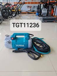 Máy xịt rửa xe 1500W Total TGT11236