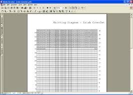 Knitting Pattern Design Software