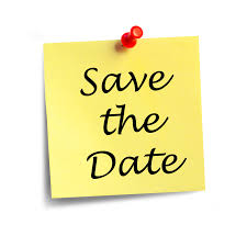 Image result for Save the Date!