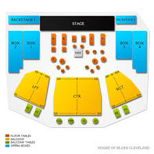 House Of Blues Seating Chart Cleveland Gospel Brunch Cleveland Tickets 12 8 2019 10 00 Am Vivid