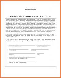 Patient Confidentiality Agreement 24 patient confidentiality agreement template Purchase Agreement Group 1
