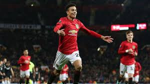 Wayne mark rooney (born 24 october 1985 in liverpool , merseyside ) is an english footballer who currently plays for the english premier league club manchester united and the england national team. Ole Gunnar Solskjaer Likens Mason Greenwood To Young Wayne Rooney