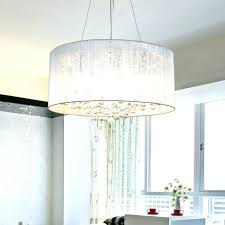 glass drum chandelier drum chandelier glass drum crystal chandelier