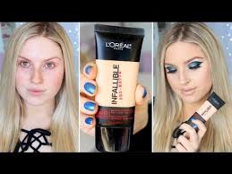 First Impression Review Loreal Infallible Pro Matte 24hr Foundation