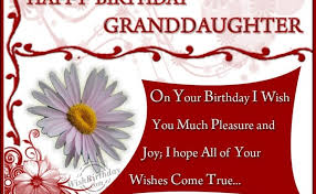 Beautiful Granddaughter Quotes Best Of Happy Birthday To My Beautiful Granddaughter Quotes Mr Quotes