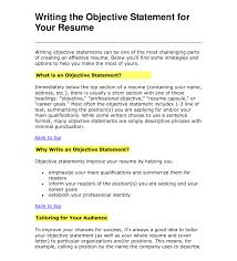Office Resume Objective Administrative Objective For Resume Stirring Template Assistant 24