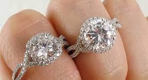 round cut vs cushion cut diamonds