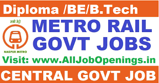 nmrcl metro rail recruitment senior section engineer  nmrcl metro rail recruitment 2018 22 senior section