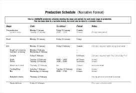 Film Production Calendar Template Film Production Calendar Template Crowdfunding Planning Pre Schedule