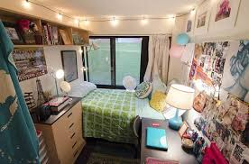 Classic College Dorm Room Decoration Ideas