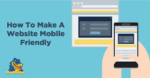 How To Make A Website Mobile Friendly Hostgator Blog