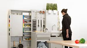 In Ikeas Kitchen Of The Future You Wont Have A Fridge But You Will