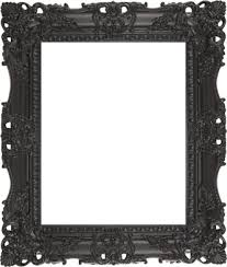 black picture frames. Full Photo Frame Ref: 627167970 Black Picture Frames