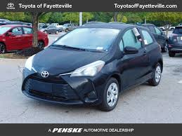 2018 New Toyota Yaris 3-Door L Automatic at Toyota of Fayetteville ...