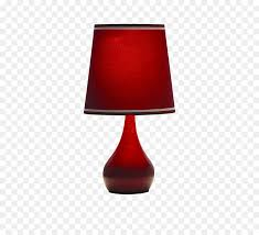 bedside tables lighting lamp shades light fixture red material