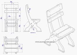 drawing furniture plans. Chair Technical Drawing Wwwimgkidcom The Image Kid Drawing Furniture Plans R